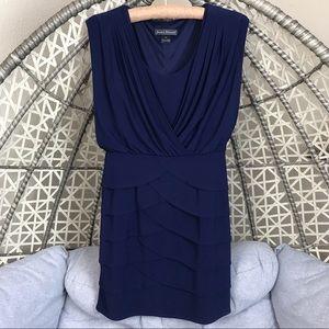 Jessica Howard Sleeveless Dress - Navy